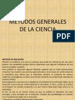 Métodos generales