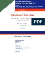 18 Adjustment Disorders