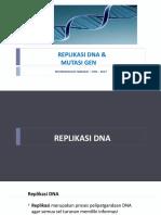 III - Replikasi Dna Dan Mutasi Gen-1