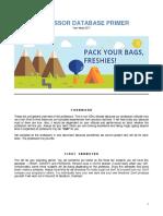 1F Primer_ 1st Semester