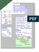 unlocked_Panel Design_Girt & Purlin Spacing Design(140KMPH & Exposure C).xls