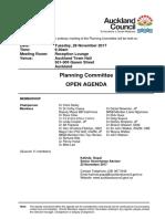 Planning Committee Agenda 28 November