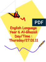 The simple present tense-year 6.ppt