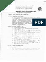 REGLAMENTO DE GRADUACION Y TITULACION-PROYECTO Y ESTRUCTURA TESIS UNC 2013.pdf