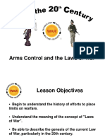 Law Of War