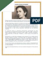 Aurora Estrada de Ramirez