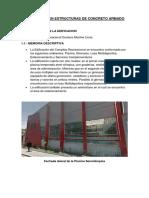 Patologias en Estructuras de Concreto Armado