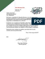 Carta de Oferta