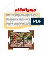 El Atletismo
