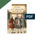Baroja Pio - El Caballero de Erlaiz