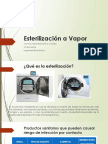 Esterilización a Vapor (1)
