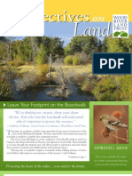 Wood River Land Trust Spring Newsletter 2010