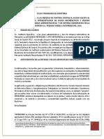 Plan y Programa de Auditoria Petroperu