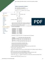 Matematiquês » Questões » Matrizes, Determinantes e Sistemas » Exercícios Sobre Operações Com Matrizes