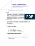 Pl1 Identificacion de Fibras Textiles Por Metodos Quimicos