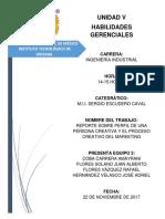 Equipo 3 Habilidades Gerenciales Reporte Unidad 5