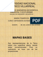 Elaboracion de Mapas Tematicos