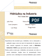 Sistemas Hidráulicos e Pneumáticos - Rev. 01