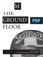 From The Ground Floor | A Literary Magazine from Bellevue's ER Volunteers