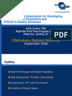 (2)2006 09 FDA_Ind Statistics Slides