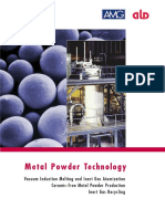 Metal Powder Technology
