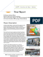 Final Report - Andrea Perez