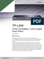 TL-SL2218 V1 Datasheet
