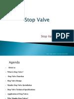 Top Quality Stop Valve-Maniks