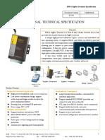 f8914 Zigbee Terminal Technical Specification v2.0.0