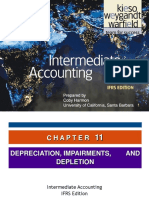 Kieso_IFRS_ch11 - IfRS (Depreciation, Impairments, And Depletion)