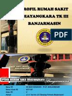 Profil Rumkit Bhayangkara Tk III Banjarmasin - Copy