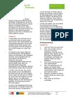 Netzwerk A2 Pruefungstraining Goethe Zertifikat TS