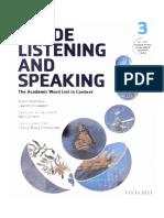 Inside Listening and Speaking Level 3