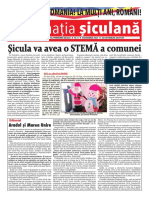 Informatia Siculana - 06 Noiembrie 2017