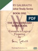 Barry Galbraith - Fingerboard Workbook