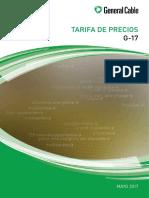 TARIFA GENERAL CABLE MAYO 2017.pdf