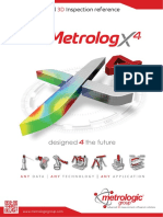 Brochure Metrolog X4 en A4 Low