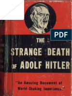 Anon. The Strange Death Of Adolf Hitler (1939)