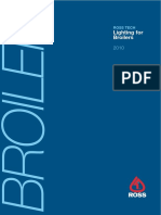 Ross Tech Lighting for Broilers