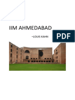 Iim Ahmedabad Report