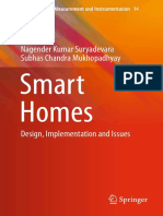 SMART HOMES Design Implementation and Issues
