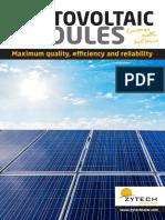 Zytech Solar Panels