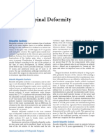 Ch66.Pediatric Spinal Deform