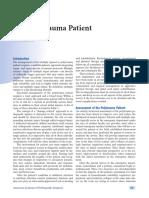 Ch15.Polytrauma Patient