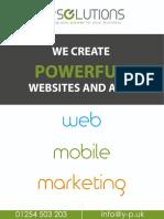YP Solutions Ltd | Web Design Agency Blackburn, Lancashire