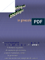 Screening-ul oncologic în ginecologie.ppt