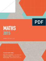 SecondaryMAths_2015Catalogue