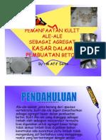 PEMANFAATAN KULIT ALE-ALE-Presentasi [Compatibility Mode]