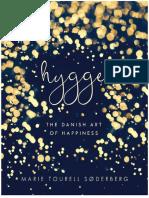 Hygge the Danish Art of Happiness 2016