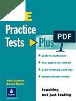 CAE Practice Tests Plus 1